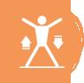 Os exercícios são focados nos músculos do centro do corpo, que ajudam a manter o equilíbrio e estabilizam a coluna vertebral. Assim, a técnica de Pilates promove a consciência da respiração e da postura.